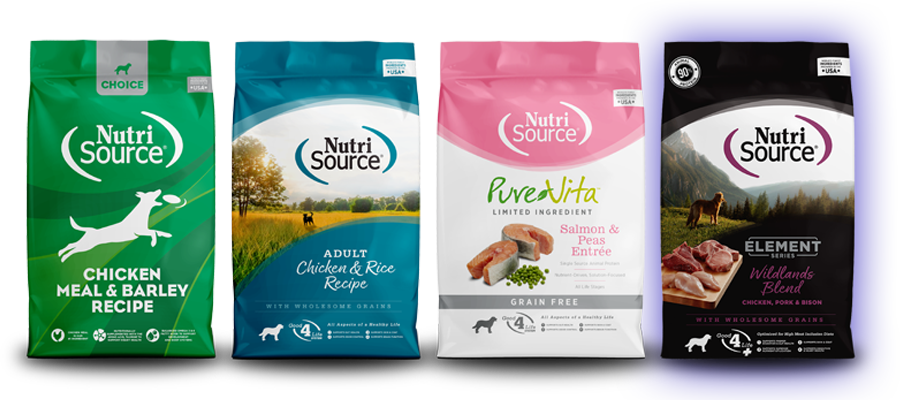 Choice | NutriSource | PureVita | Element Series